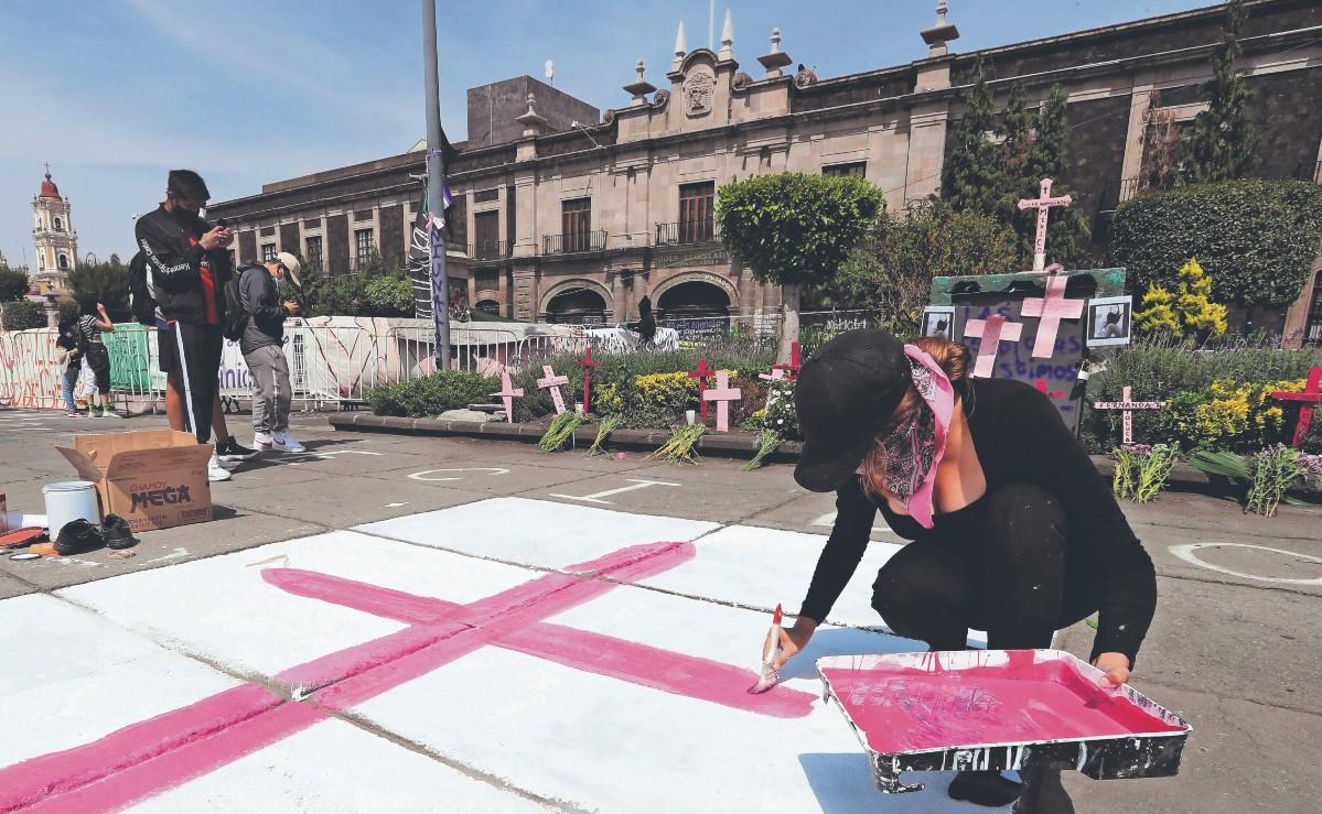 Feminicidios en México aumentaron 35 por ciento en marzo, revelan autoridades