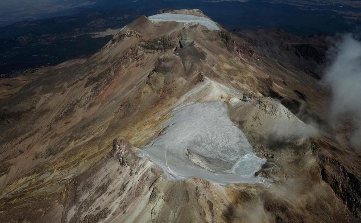 La UNAM declara extinto el glaciar Ayoloco, en el volcán Iztaccíhuatl