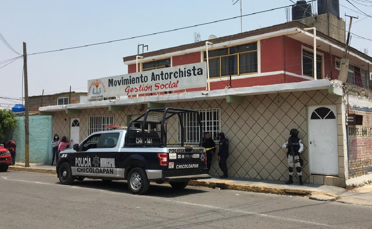Balean a líder de mototaxistas en Chicoloapan y responsabilizan a la alcaldesa