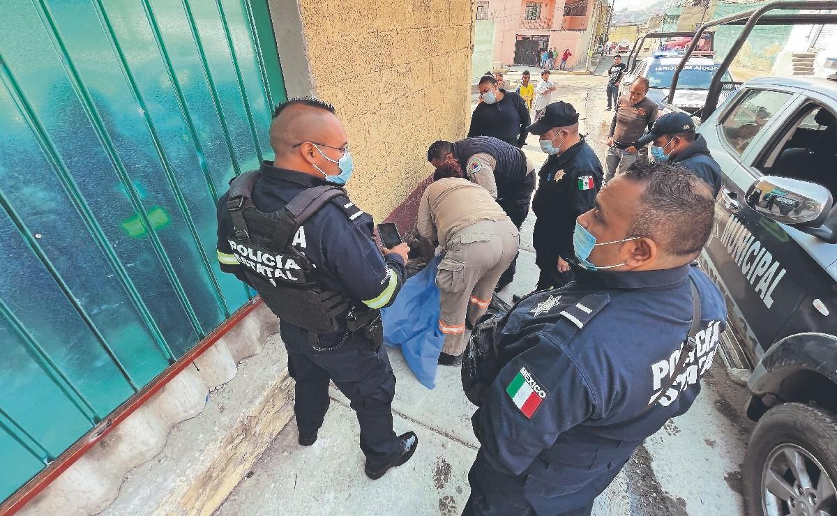 Dejan a bebé muerto en escena sangrienta, en Ecatepec