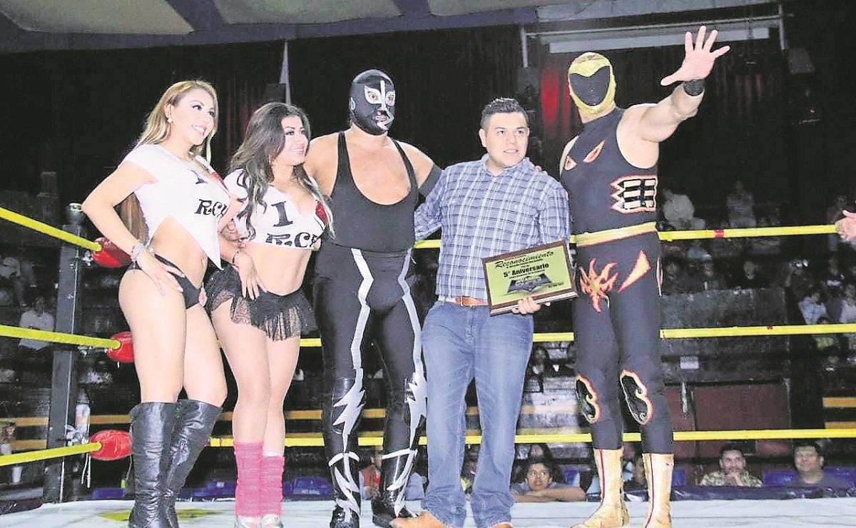 Ricky Castro planea reactivar la lucha libre independiente en CDMX y Edomex