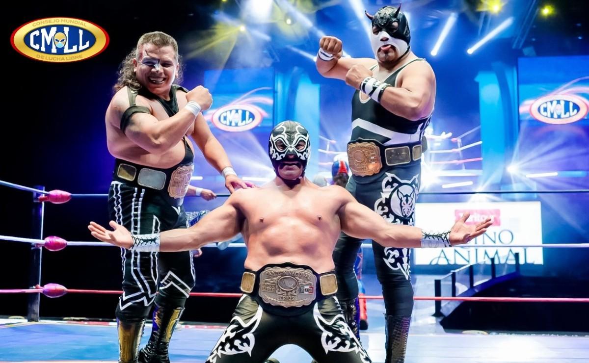 Arrasa Virus en la fiesta de la Arena México y se lleva la Copa Bobby Bonales