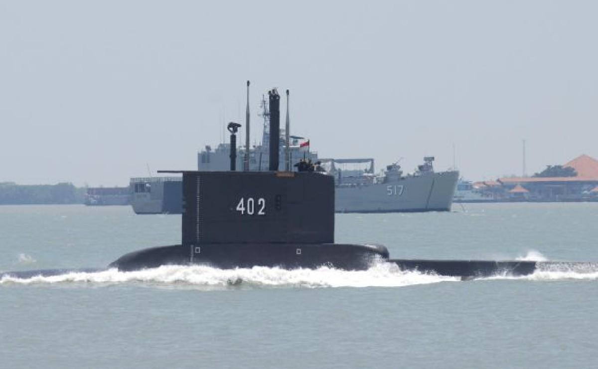 Confirman la muerte de los 53 tripulantes de submarino que naufragó, en Indonesia