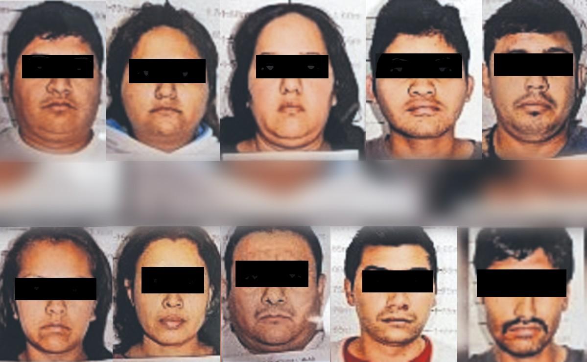 Dan 30 años de prisión a diez personas por el secuestro de un joven, en el Edomex