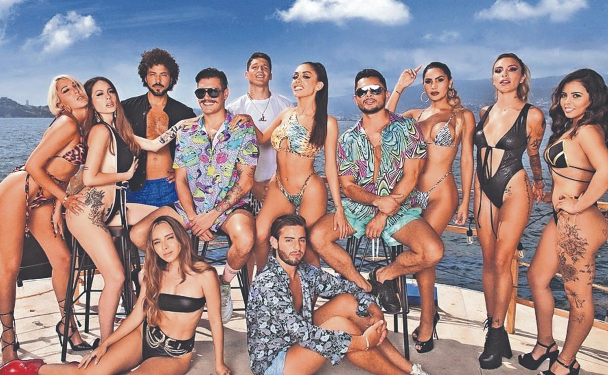 Acapulco Shore estrena temporada más candente y con integrante transexual