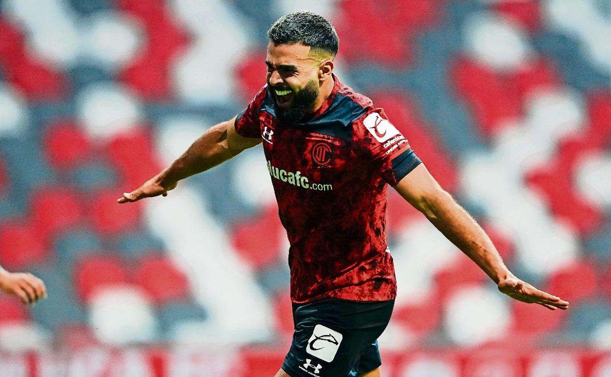 Alexis Canelo va por el título de goleo del Guardianes 2021