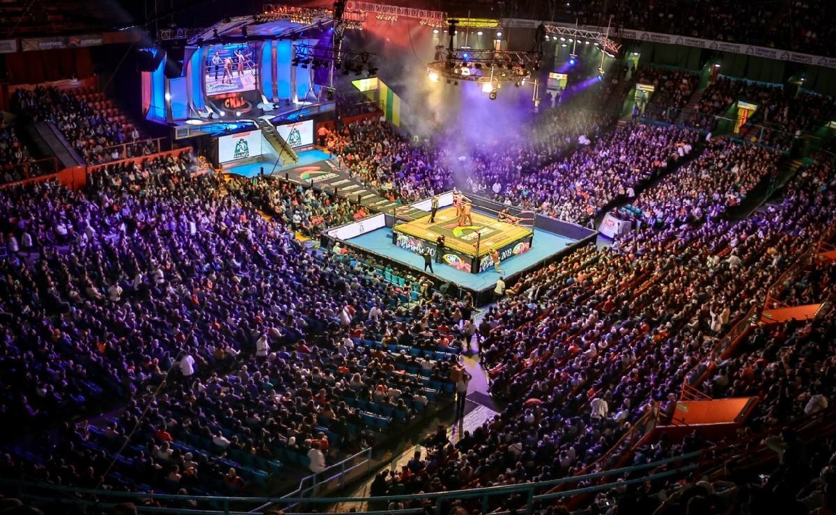 Así nació la Arena México, que hoy cumple 65 años de su inauguración