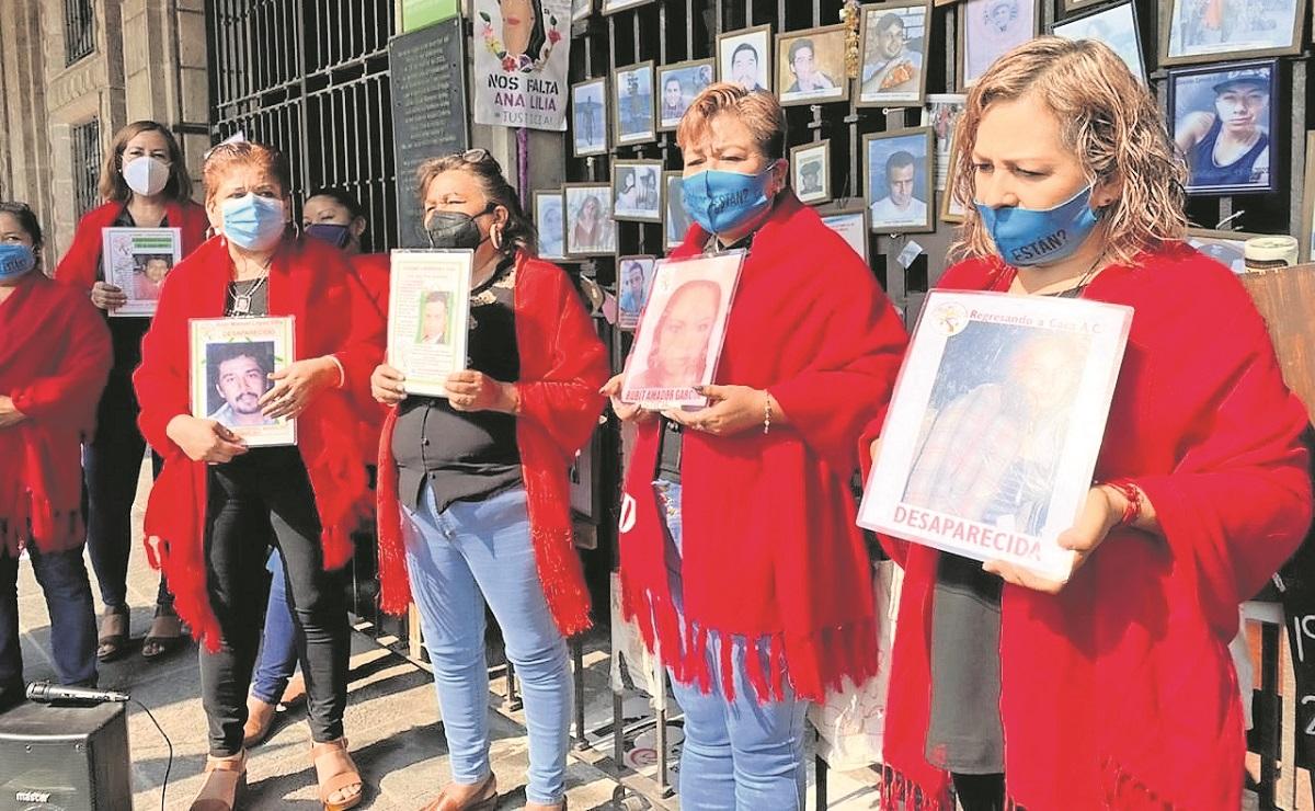 Familiares de desaparecidos reportan falta de Ministerios Públicos en Fiscalía, en Morelos