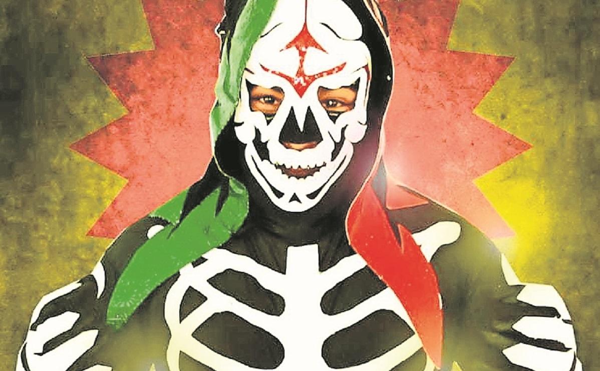 Hijo de La Parkita vs el Hijo de Espectrito se enfrentan en función para niños, en Morelos