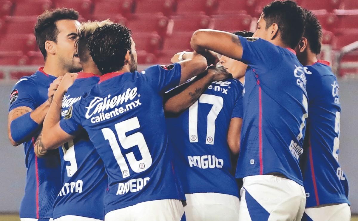 Cruz Azul sigue con su racha ganadora y para en seco al Toronto FC