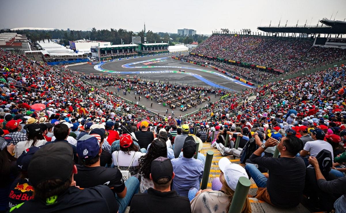 El Gran Premio de México sigue firme en el calendario de la Fórmula 1