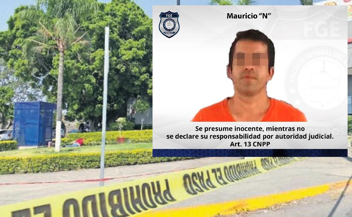 Hombre con peluca asesinó a otro y despistó a la policía por un rato, en Morelos
