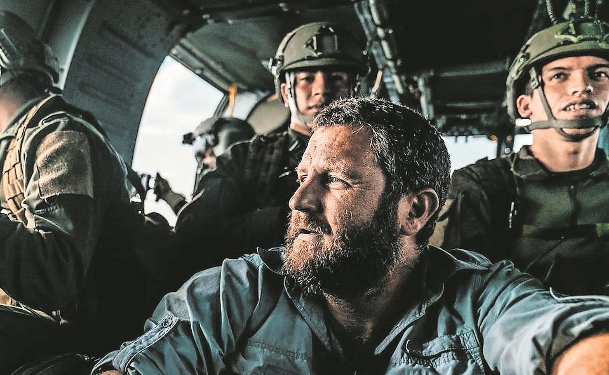 Matan a David Beriáin, creador de 'Clandestino: El Cártel de Sinaloa' en África