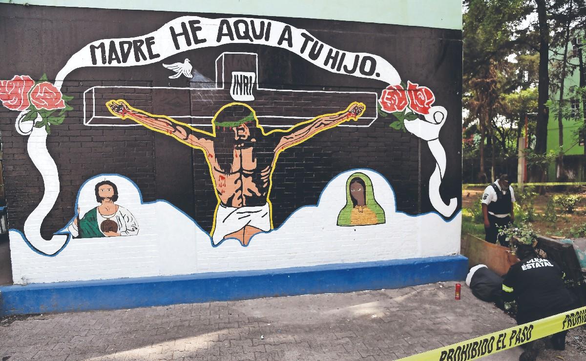 Matan a hombre que hace 15 días salió del reclusorio, en Tlalnepantla