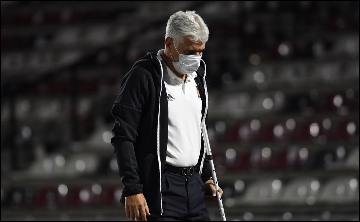 Tras diez años, Ricardo Ferretti dejará de ser el director técnico de los Tigres