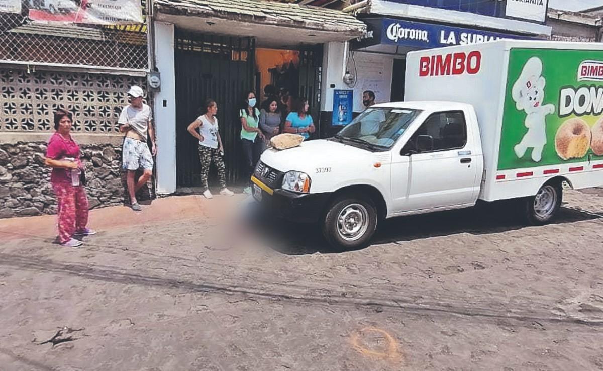 Abuelito intenta correr pero no lo logra, balazo en la cabeza lo mata en Xochimilco