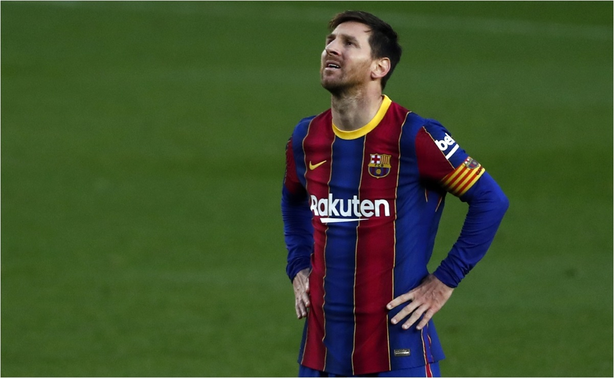 Barcelona cae ante el Granada y deja escapar el liderato de LaLiga del campeonato español