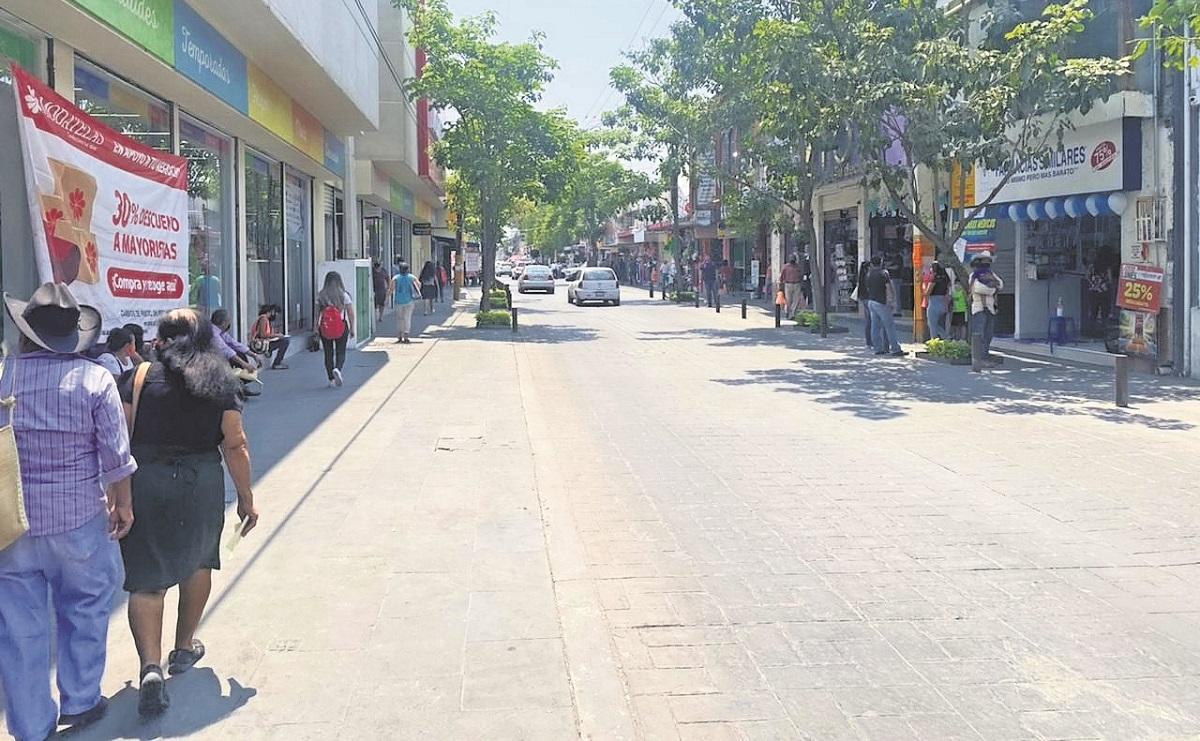Jojutla llega a los 38 grados, sus habitantes se ven afectados por las altas temperaturas