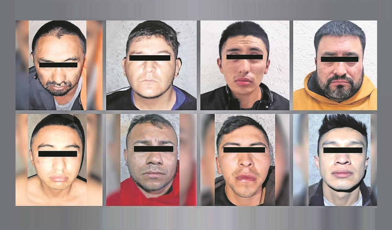 """Caen """"Los Marcelinos"""", rescatan a 2 personas de la célula de plagarios en Edomex"""