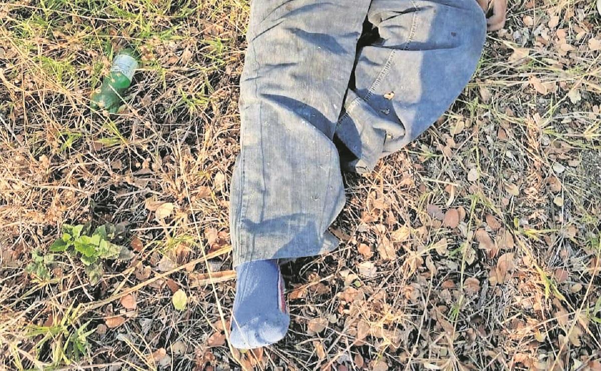 Asesinan a hombre de un balazo en la sien cerca del paraje Barreto, en Morelos