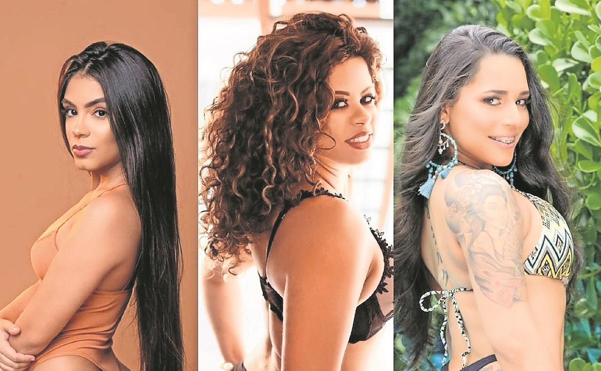 Miss Bumbum presenta a sus 27 aspirantes al mejor trasero de Brasil