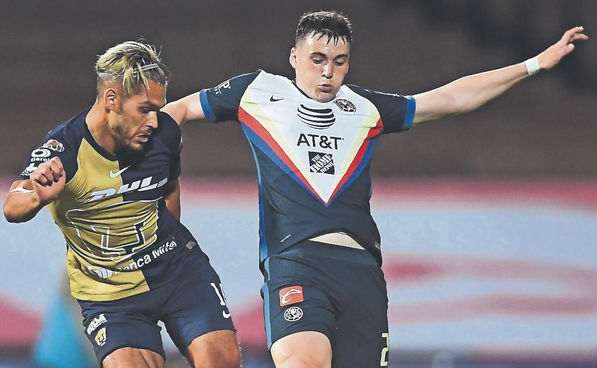 Los Pumas buscan un milagro para vencer a las Águilas del América y avanzar