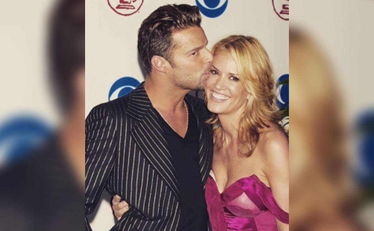 Rebecca de Alba abre su corazón y revela que perdió un bebé de Ricky Martin