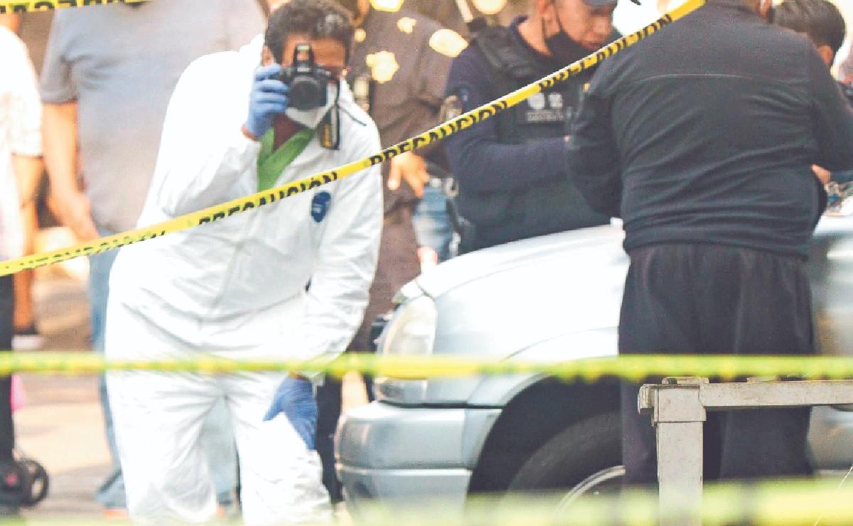 Asesinan a balazos a lideresa de tianguistas en Iztapalapa, junto a su pequeña nieta
