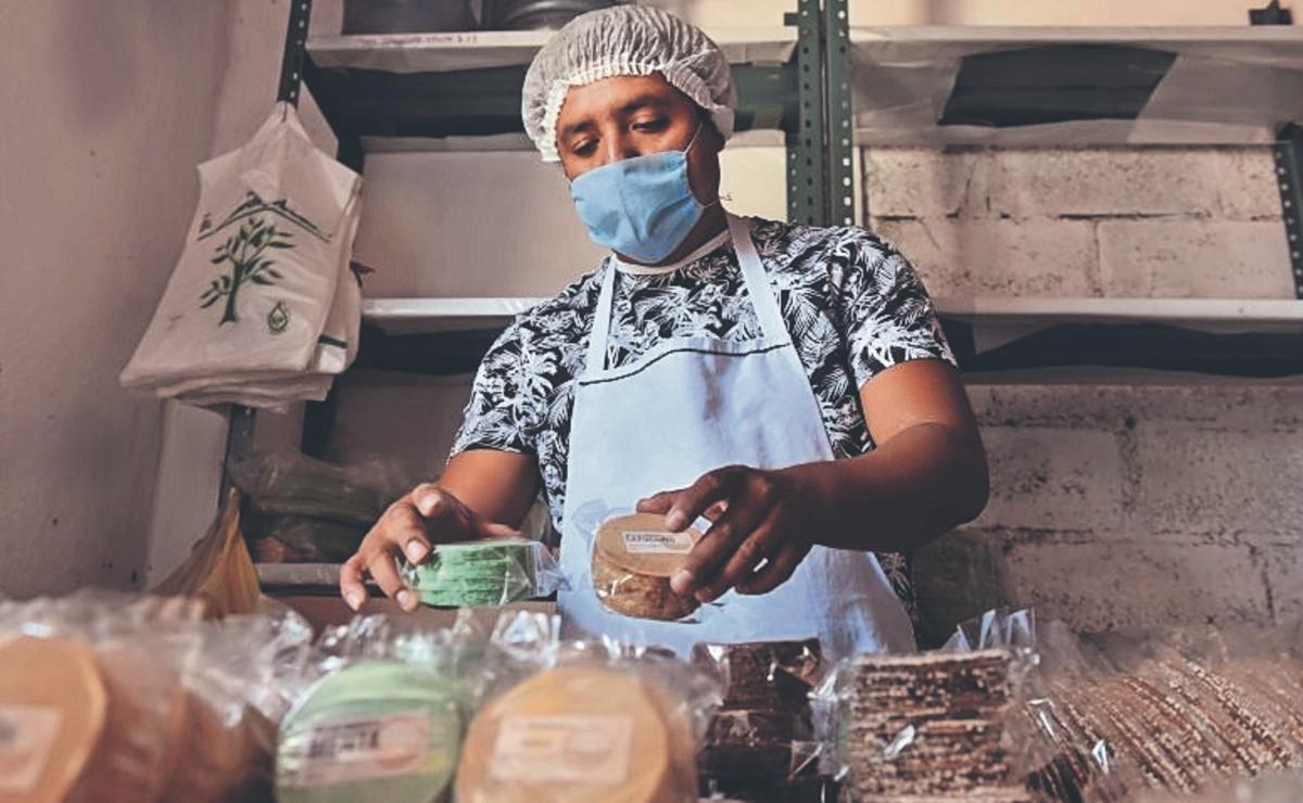En esta comunidad de Morelos producen delicias con amaranto e innovan con este grano