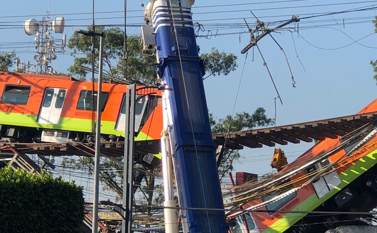 CDMX busca peritos internacionales para encontrar causa del colapso en Línea 12 del Metro