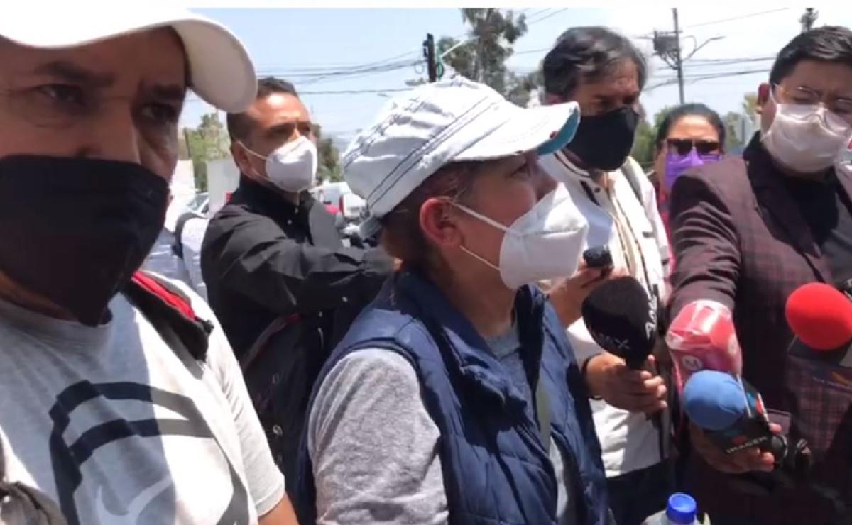 Familiares acusan tardanza para poder identificar a fallecidos en colapso de Metro Olivos
