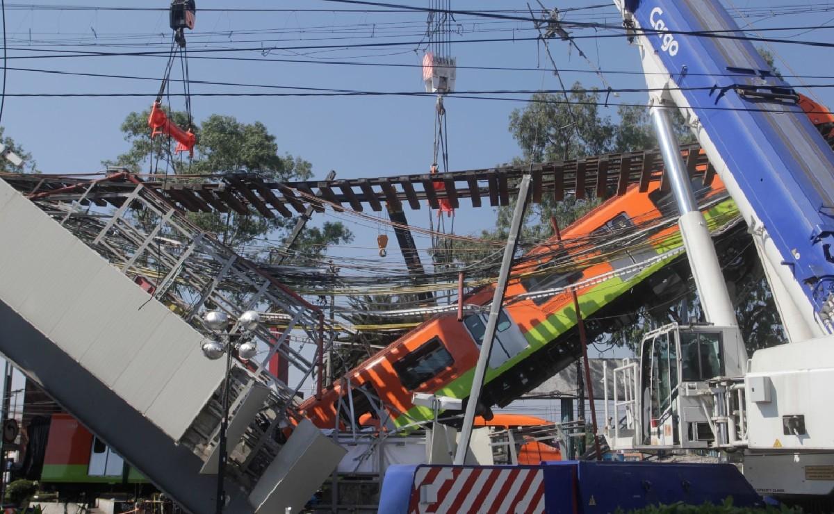 Revelan nombres y edades de fallecidos por colapso de Metro Olivos, y de hospitalizados