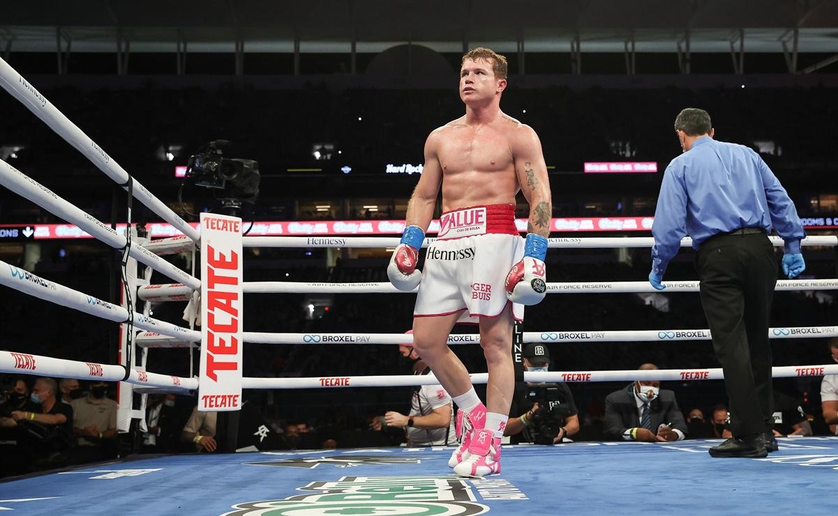 En riesgo la pelea del 'Canelo' Álvarez vs Billy Joe Saunders