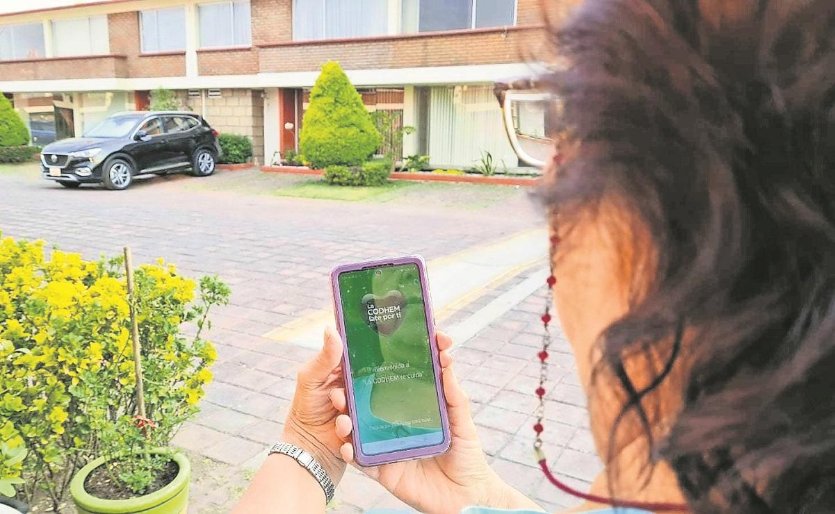Autoridades crean App que servirá como botón de pánico para mujeres en el Edomex