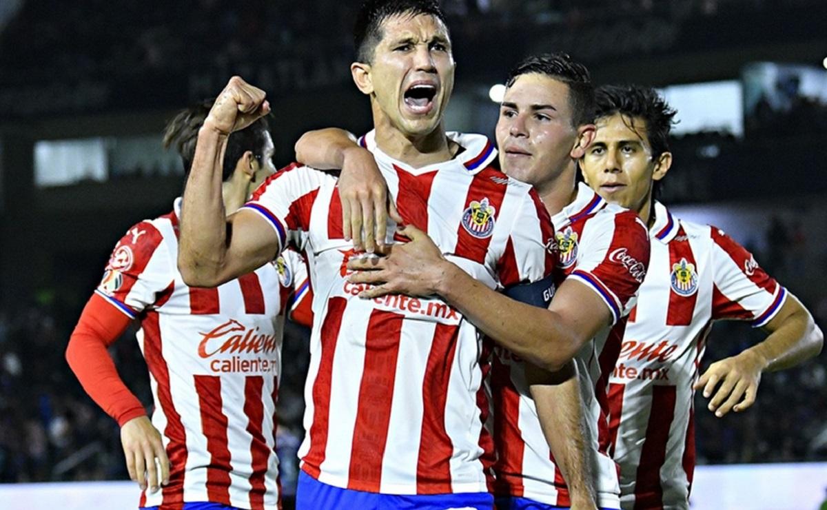 Capitán de Chivas, Jesús Molina asegura que el equipo tiene potencial para ser campeón