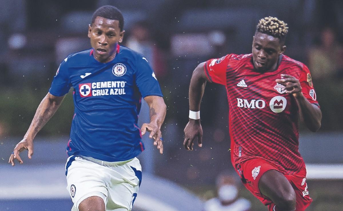 Cruz Azul avanza a las semifinales de la Concachampions, tras vencer al Toronto FC