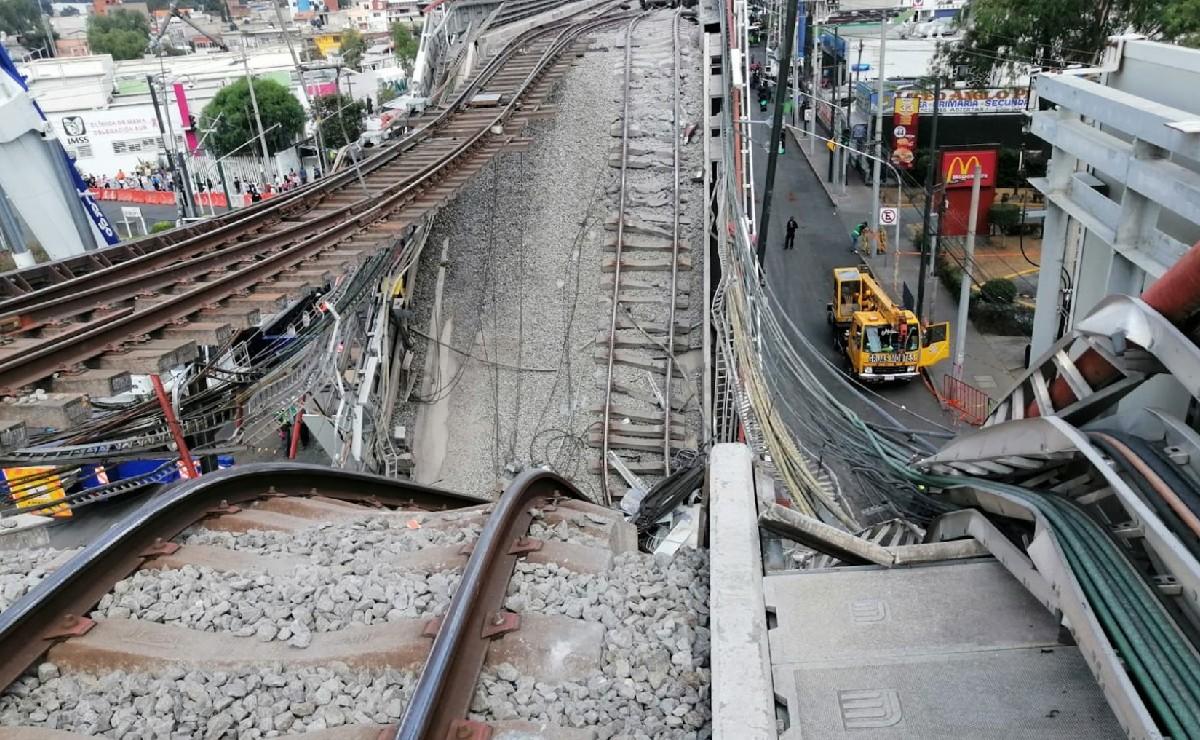 Menor de edad quedó paralítica y su hermana Nancy murió, tras el colapso del Metro Olivos