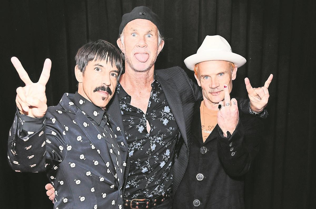 Red Hot Chili Peppers vende su catálogo musical al fondo británico Hipgnosis