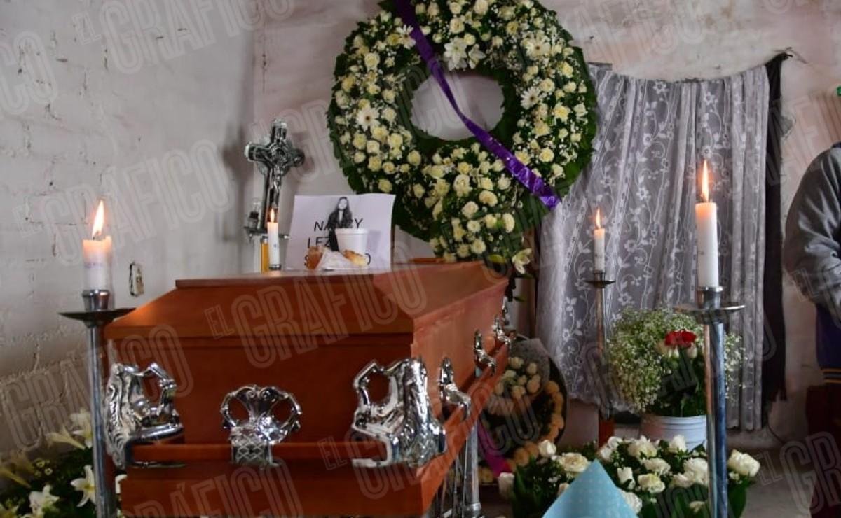 Velan a Nancy tras morir en colapso de estación Olivos, su hermanita quedó paralítica