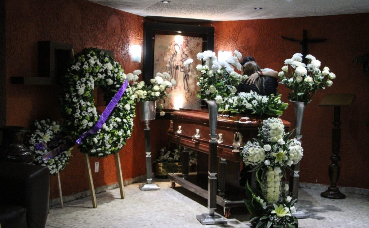 Velan cuerpo de Lili tras morir en colapso del metro olivos; extraños la querían cremar