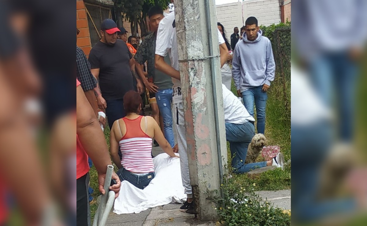 """""""El Terrible"""" llega con su mamá """"La Tanque"""" para matar a chofer de microbús en Iztapalapa"""