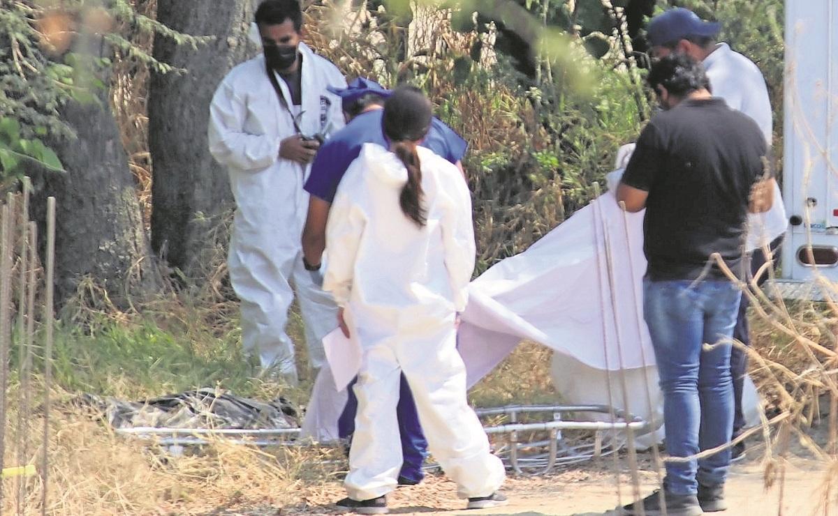 Hallan cuerpo de hombre en bolsas de plástico con huellas de tortura en Morelos