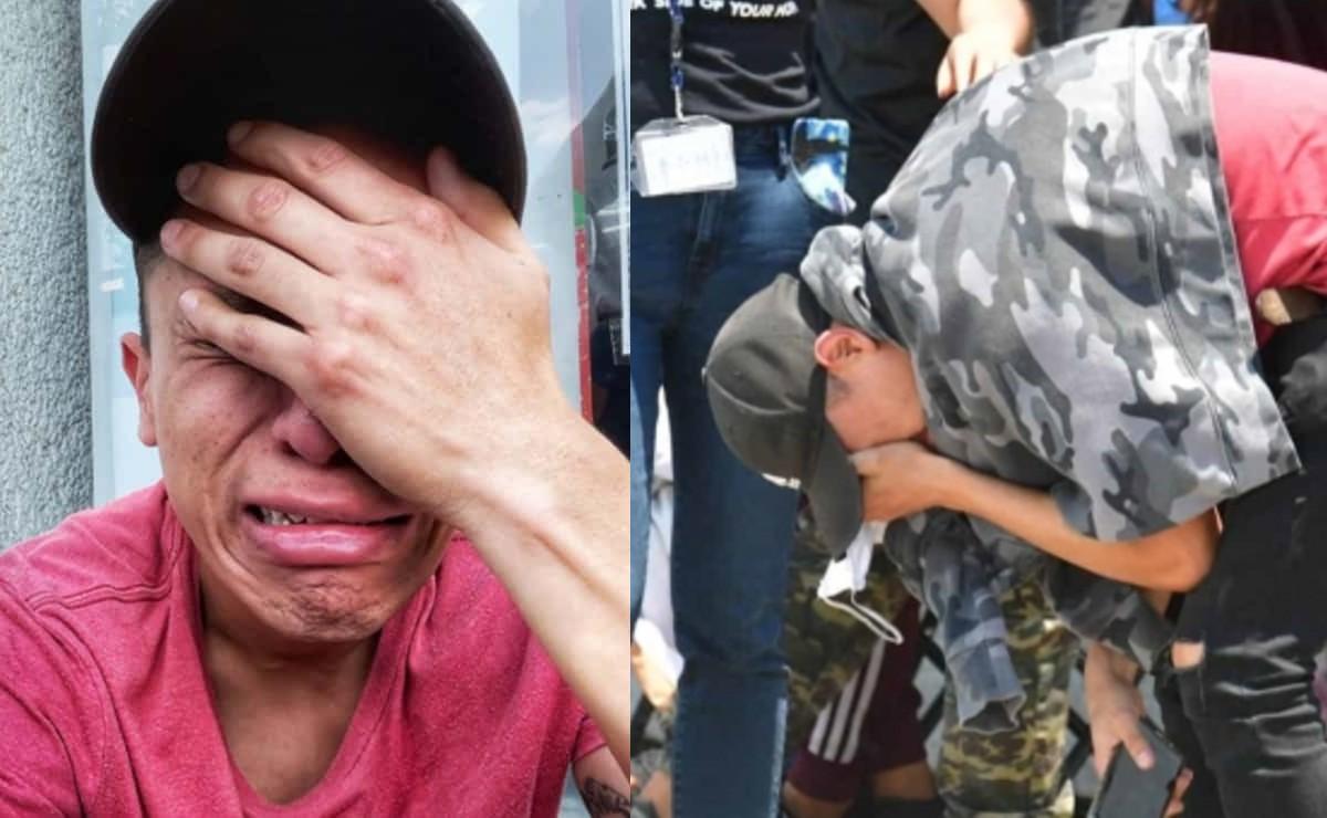 La historia de Enrique y el último beso que le dio a Nancy antes de colapso en Metro Olivos