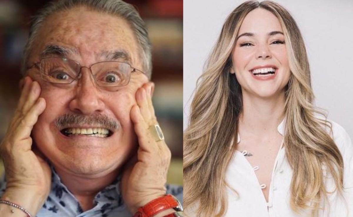 """Pedro Sola llama """"imbécil"""" a Camila Sodi en vivo y después se disculpa con este mensaje"""
