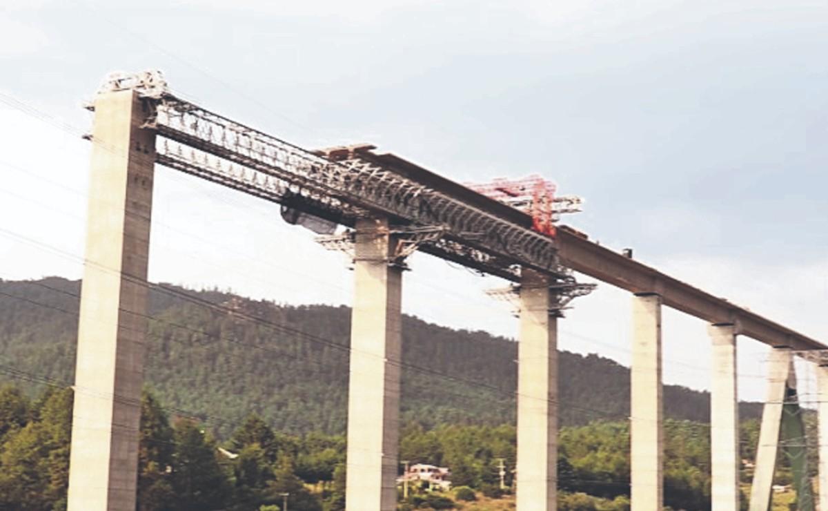 Arquitectos temen colapso en Tren Interurbano de Edomex, más grave que el del Metro CDMX