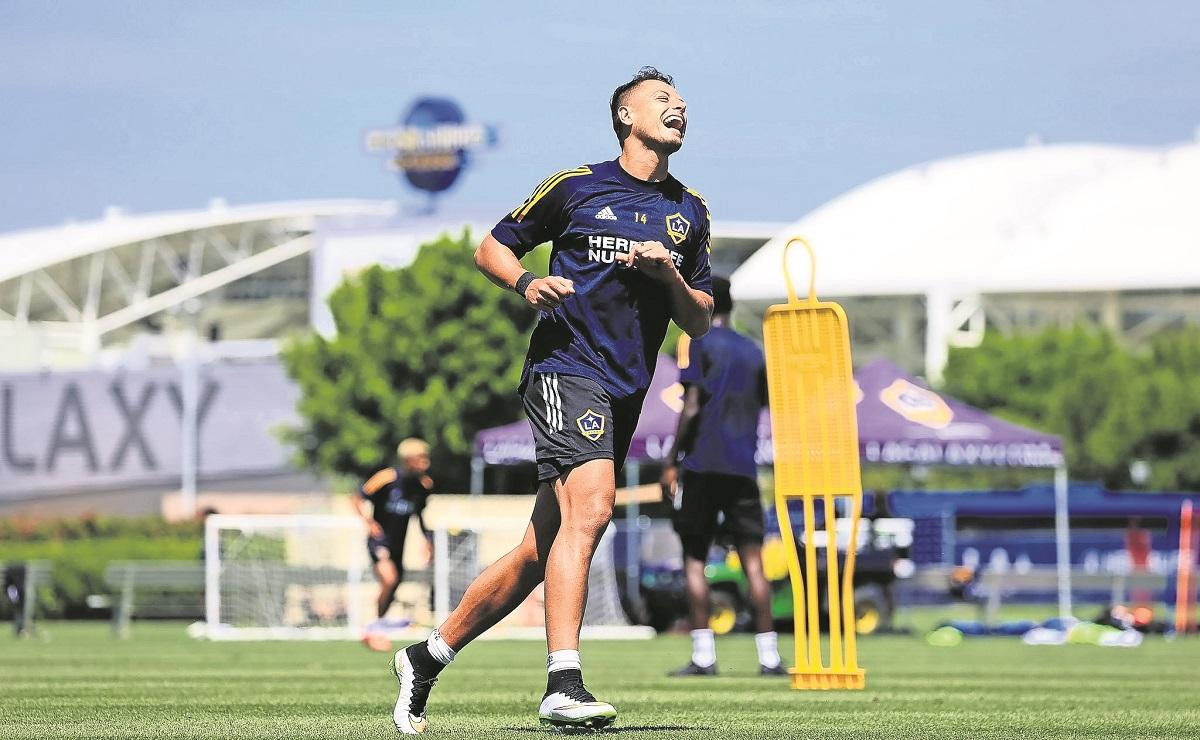 Javier Hernández 'Chicharito' aguarda ansioso el clásico de L.A Galaxy vs Los Angeles FC