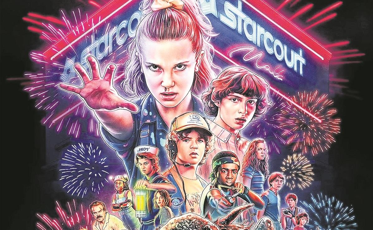 Netflix lanza tráiler de la cuarta temporada de 'Stranger Things', no hay fecha de estreno
