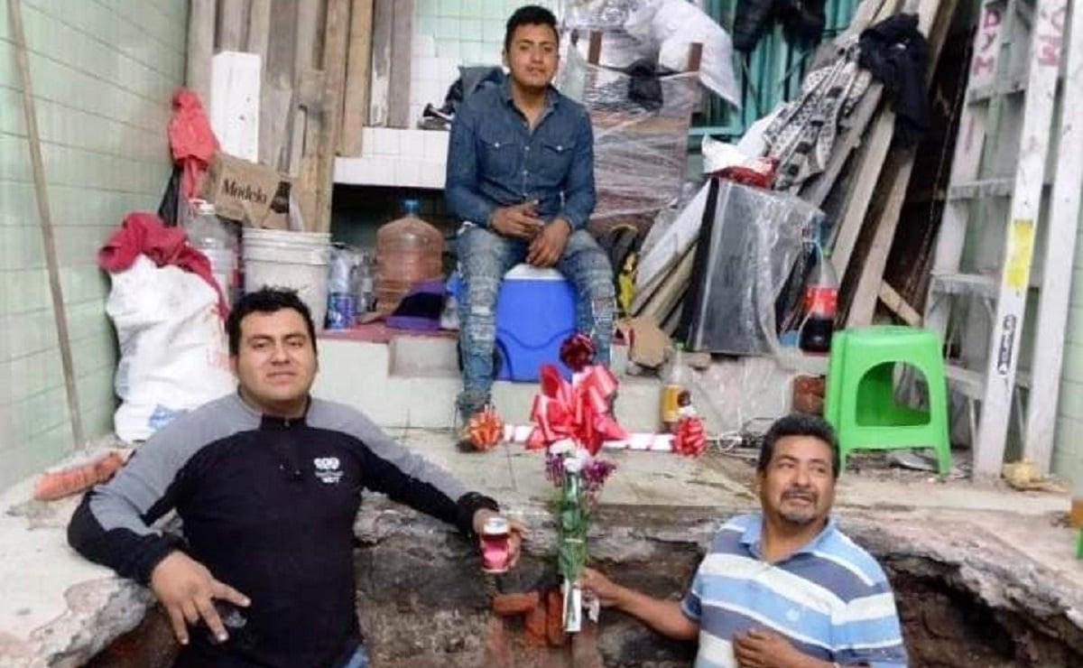 Tras colapso del metro OIivos, hermanos pierden a su padre y sufren graves lesiones