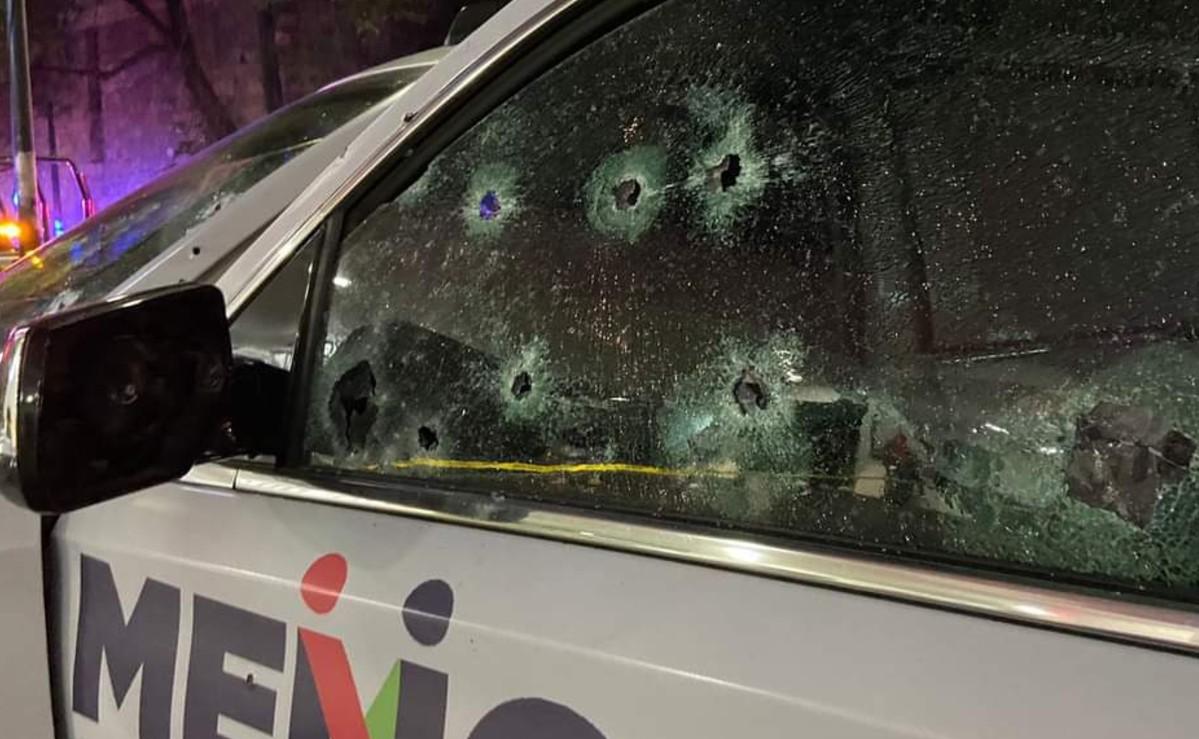 Atacan a tiros la camioneta donde viajaba el candidato del PRI a la alcaldía de Morelia