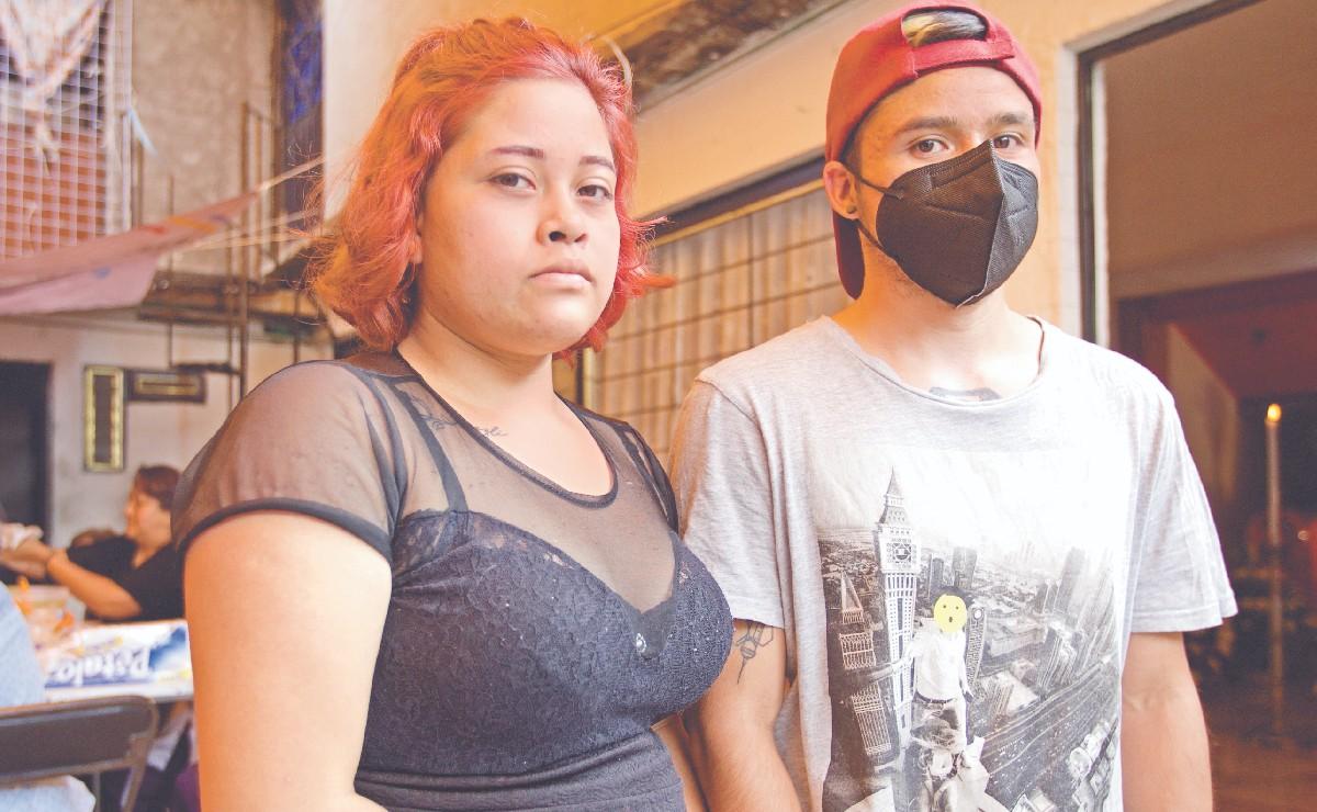 Hijos de Aracely pudieron despedirse de ella en vida, tras el colapso de L12 del Metro